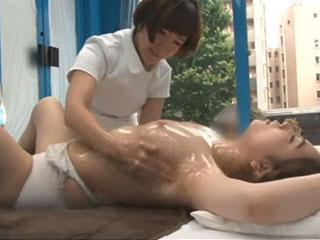 笹倉杏 MM号で妊活中の若妻がスペンス乳腺オイルマッサージ体験!