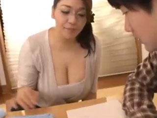 杏美月(Jカップ)友人の妻はドスケベ家庭教師