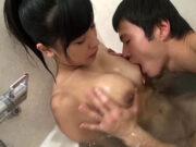 Gcup巨乳の姉・逢沢るると一緒にお風呂に入っておっぱいをちゅぱちゅぱ