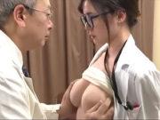 吉川あいみ(Hカップ)でっかいおっぱいの美巨乳ナース