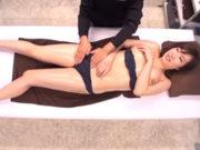 【MM号】Iカップ巨乳妻をエロマッサージでトロトロに!寝取られ願望のある夫同士が互いの妻を交換しスワッピング!!