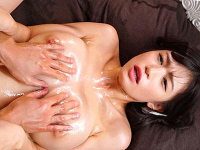 高橋しょう子の美乳Gカップを性感開発!